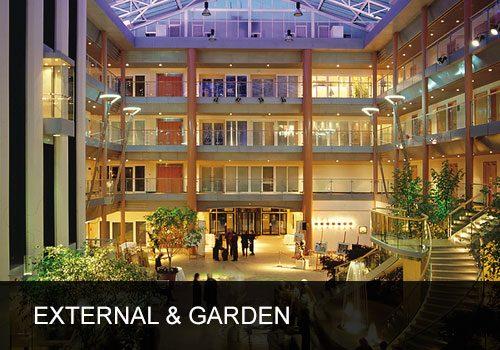 External & Garden Lighting Design